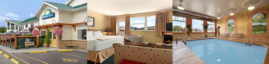 The Days Inn - Penticton